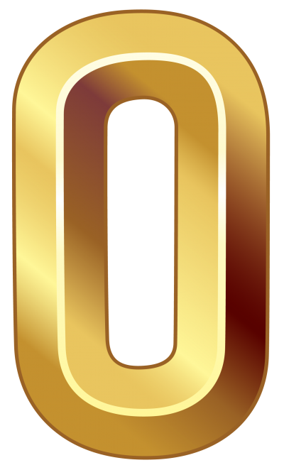 0 Numbers Hd Image PNG Images