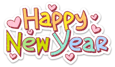 2018 Happy New Year images Png PNG Images