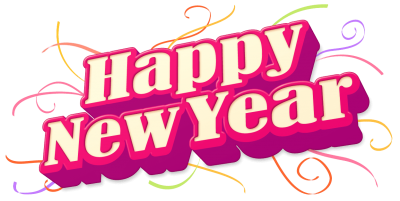 Happy New Year 2018 Celebration Png PNG Images