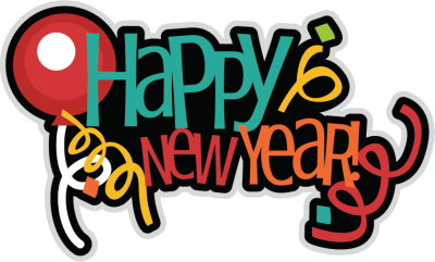 Happy New Year Celebration Png PNG Images