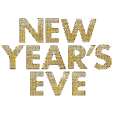 New Years Eve Happy Transparent Png PNG Images