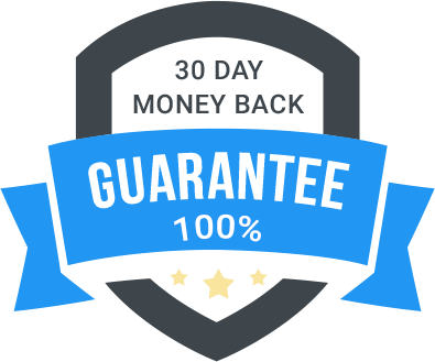 30 Day Money Back Guarantee Transparent Background
