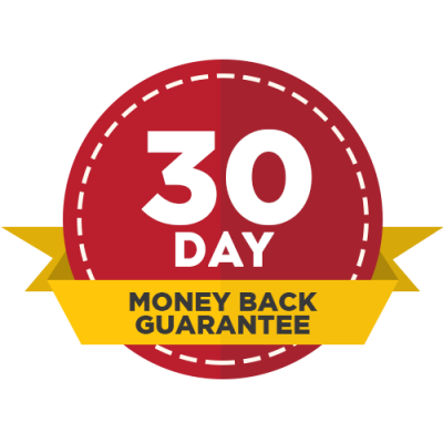 30 Day Money Back Guarantee Icon PNG Images