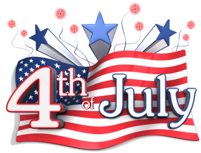 4th Of July Free Download, Star Decoration And Usa Flag Png PNG Images