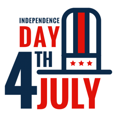 4th Of July indepence Day Png PNG Images