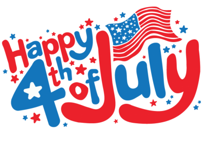 Happy 4th Of July Png PNG Images