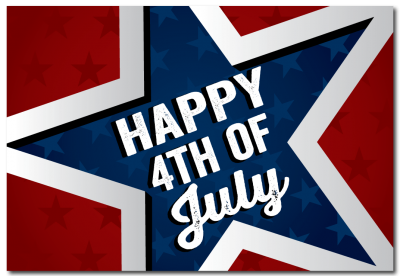 Happy 4th Of July Transparent Png PNG Images