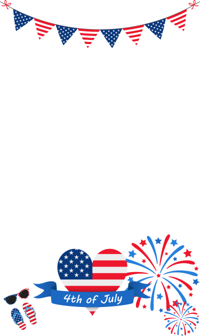 indepence Day Celebration Png 4th Of July Picture PNG Images