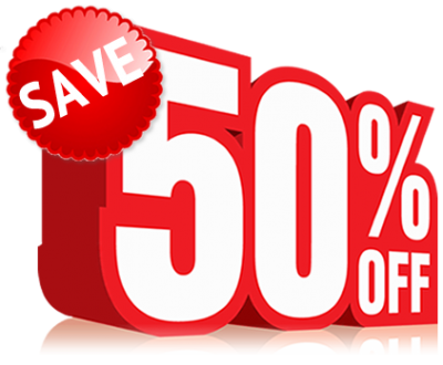 Save 50% Off High Quality PNG Images