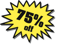 75% Off Hd Image PNG Images