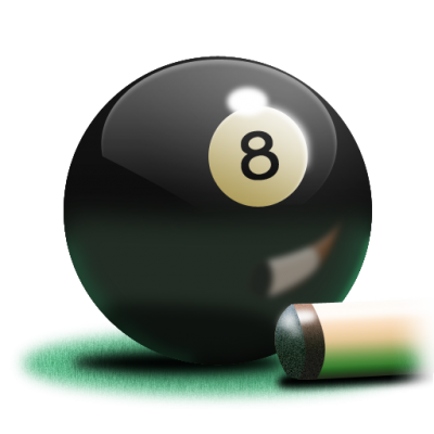 8 Ball Pool Background