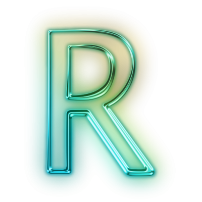 R Alphabets Cut Out Png PNG Images