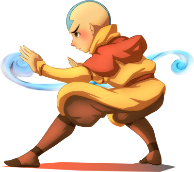 Matsumoto The Last Airbender Aang PNG Images
