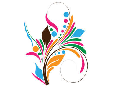 Abstract Flower Png Transparent PNG Images