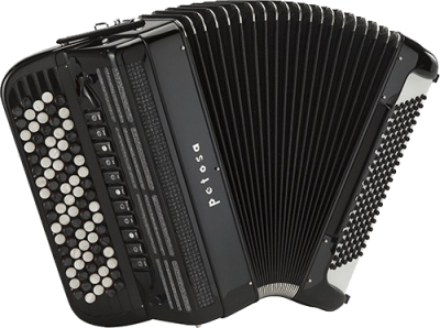 Black Accordion images For The Study Of Music PNG Images