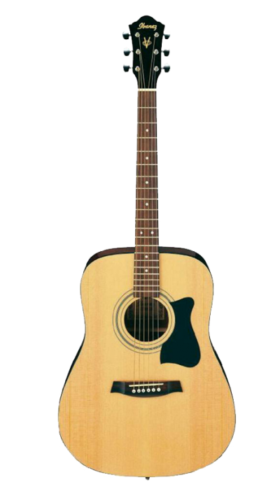 Ibanez Acoustic Guitar Transparent Background
