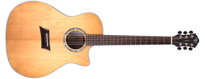 Grand Auditorium Acoustic Guitar Michael Kelly Guitar HD ımage  PNG Images