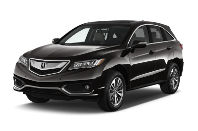 Beautiful Black Acura Suv. Png PNG Images