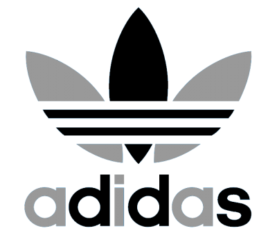 Transparent Adidas Logo