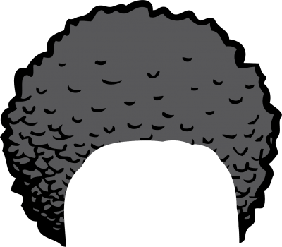 Afro Clipart Pic PNG Images