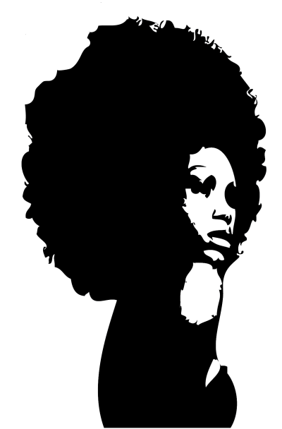 Afro Hair Png Transparent Image