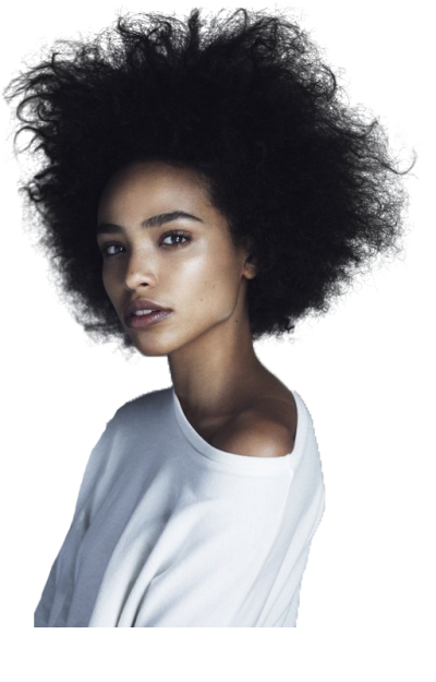 Afro Woman Png PNG Images