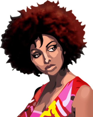 Chicago Afro Hair Png PNG Images