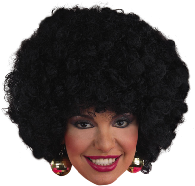 Staff Afro Hair Png PNG Images