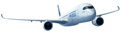 Airbus Transparent 11 PNG Images