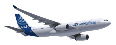 Airbus Background PNG Images