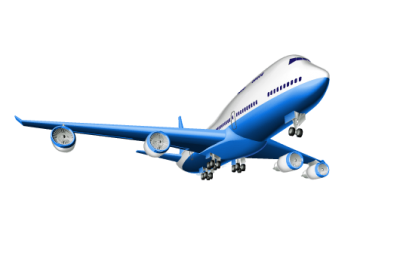 Background Airplane Transparent PNG Images