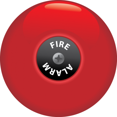 Fire Alarm Icon PNG Images