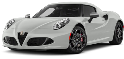 Alfa Romeo Amazing Grey Sport Car Png