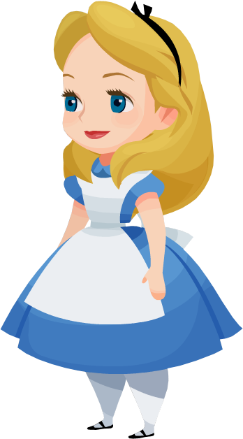 Alice Icon Png PNG Images