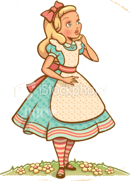 Alice in Wonderland Png PNG Images
