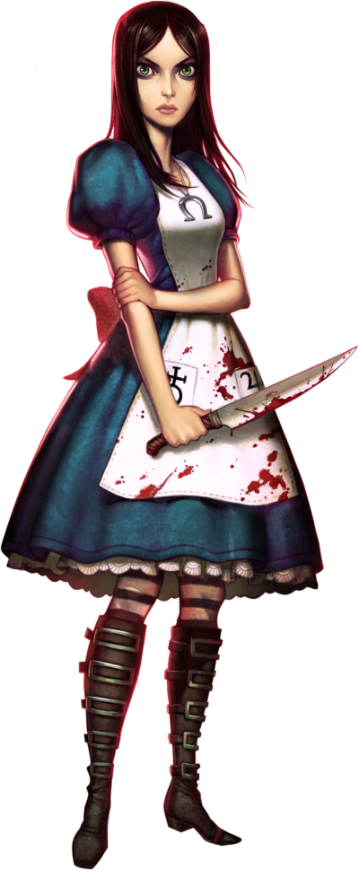 Alice Maid Sword Png PNG Images