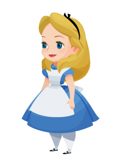 Alice Png PNG Images