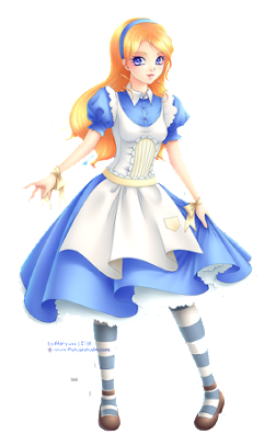 Alice Png Transparent PNG Images