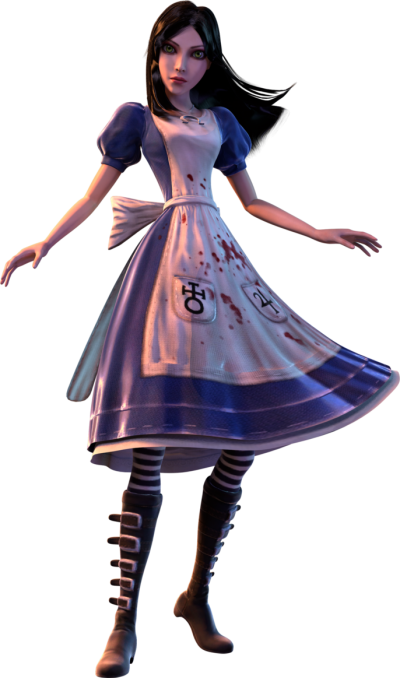 Alice Text Render Pictures PNG Images