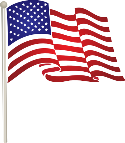 American Flag Png Clipart Best