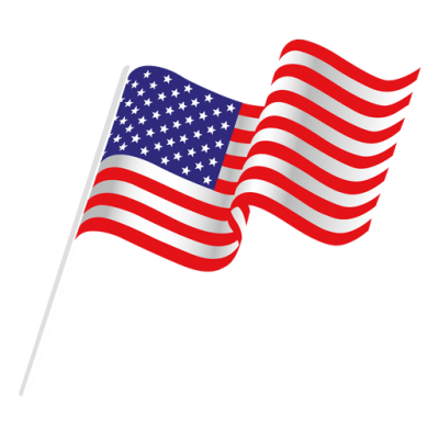 American Flag Png Transparent Pic