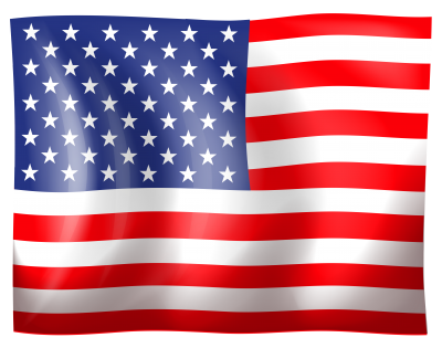 American Flag Usa Patriotic Clipart 1 Png  PNG Images