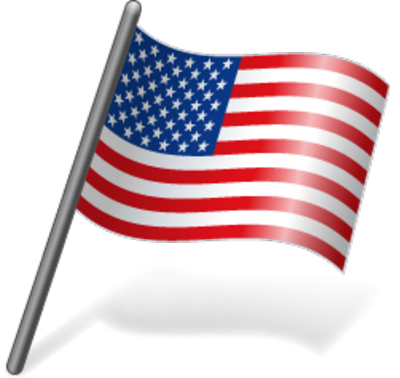 Psd Detail American Flag PNG Images