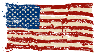 The Political Illusion: Limits Of Government American Flags PNG Images
