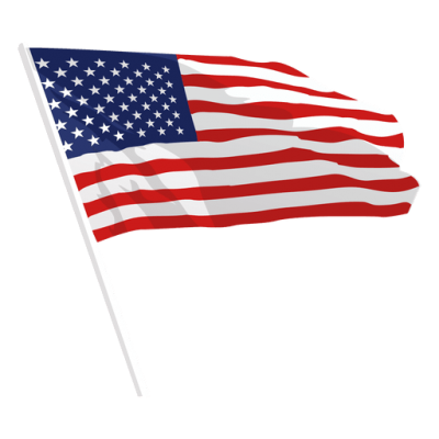 Transparent American Flag  Us Flag Transparent Background
