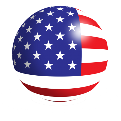 Usa Flag Icon Png