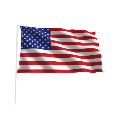 Waving American Flag Transparent Png Svg Vector PNG Images