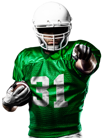 American Football Team Clipart PNG Photos