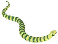 Green Cute Snake Clipart, Toy Snakes, Snake Smiley