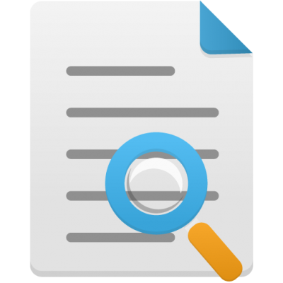 Analysis Icon Image PNG Images